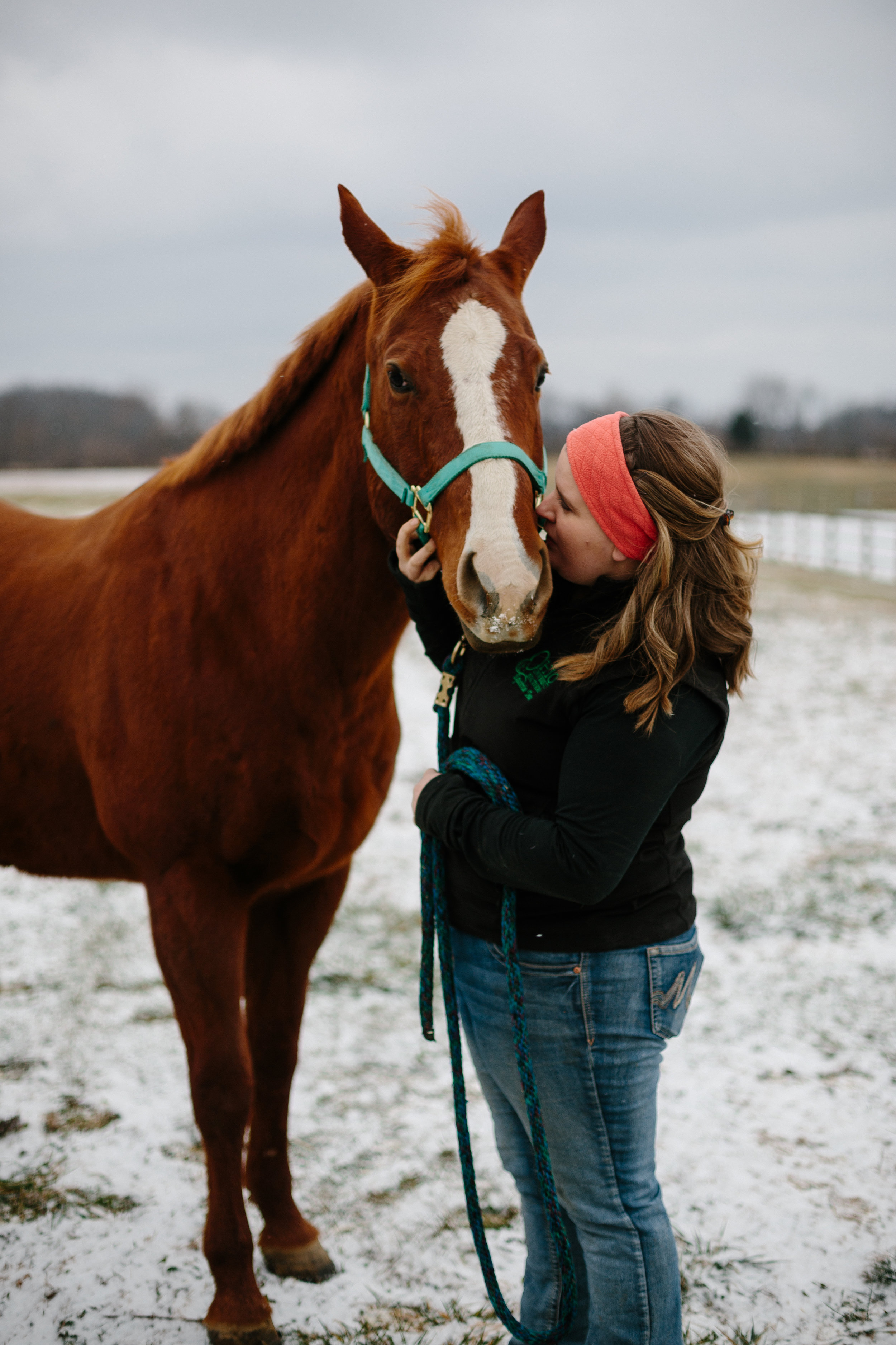 Jess & Shea at the Horse Barn in the Snow - Corrie Mick Photography-24.jpg