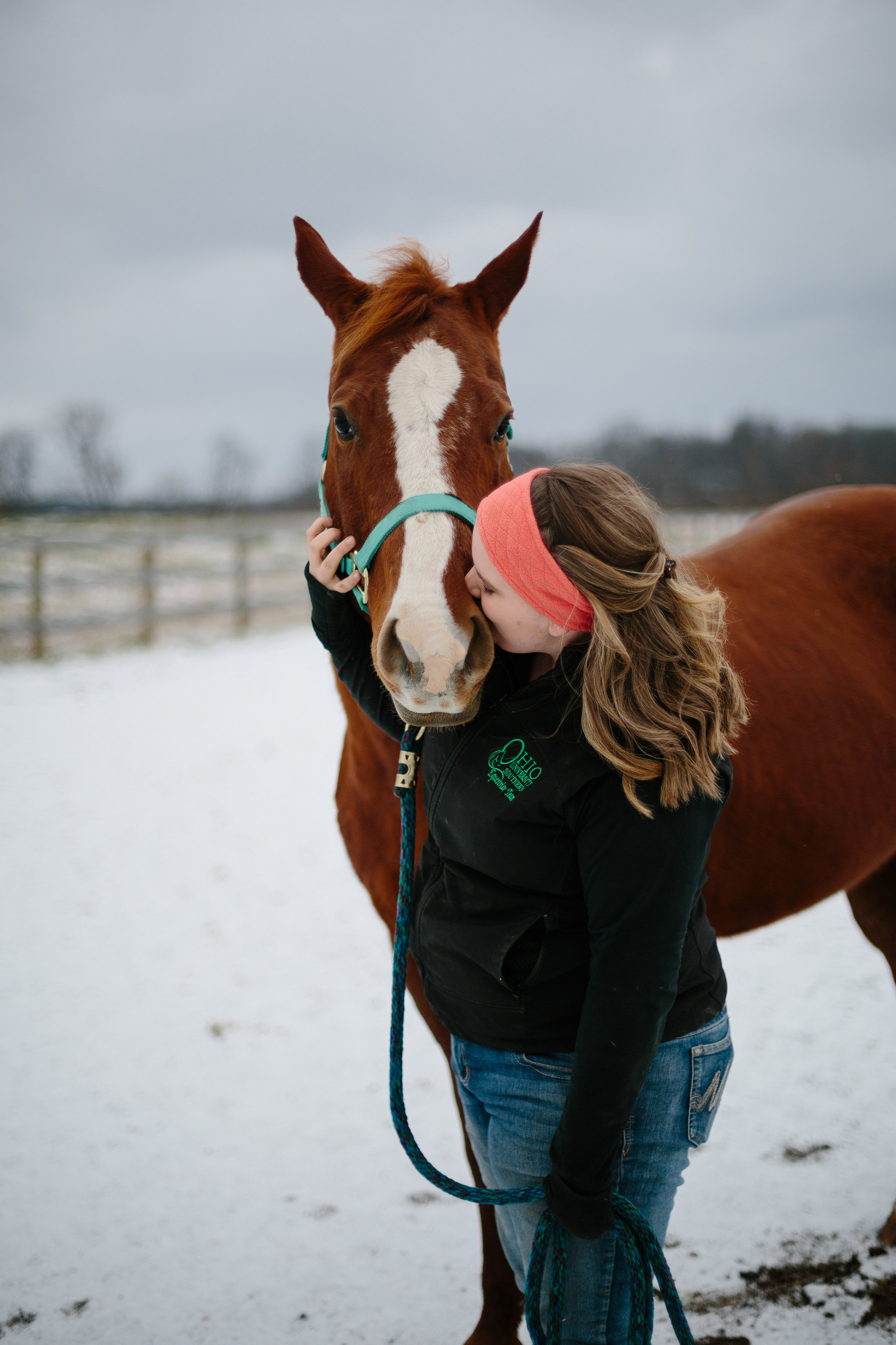 Jess & Shea at the Horse Barn in the Snow - Corrie Mick Photography-38.jpg