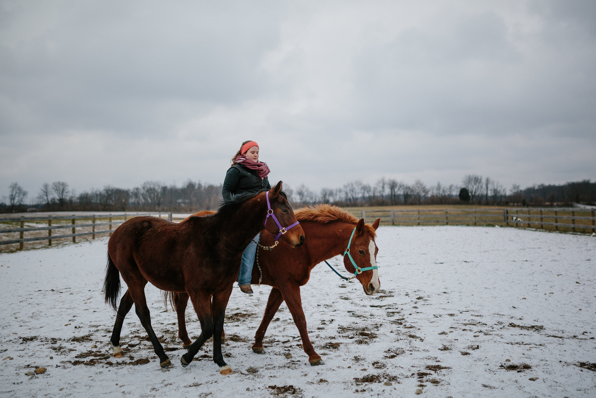 Jess & Shea at the Horse Barn in the Snow - Corrie Mick Photography-72.jpg