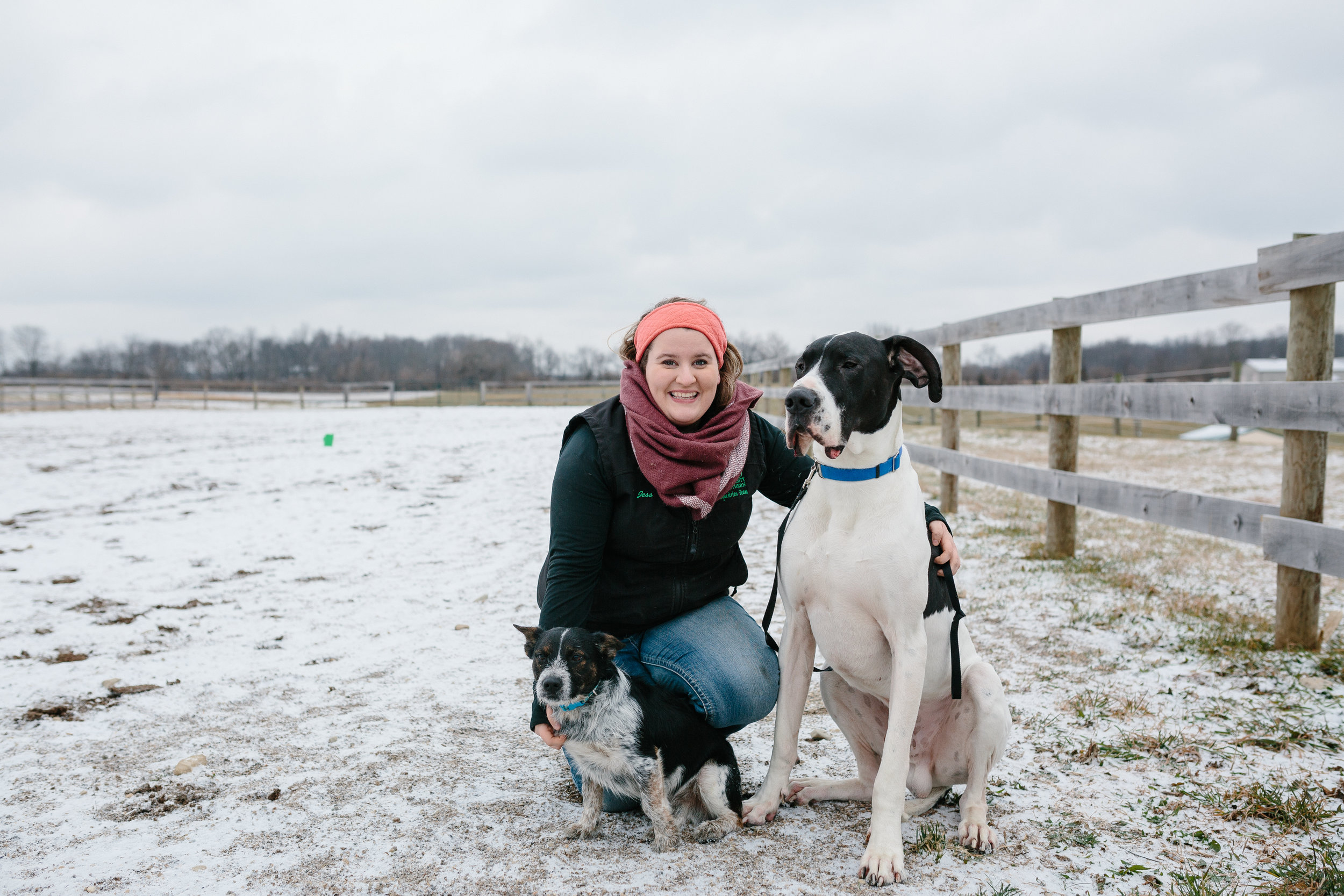 Jess & Shea at the Horse Barn in the Snow - Corrie Mick Photography-122.jpg