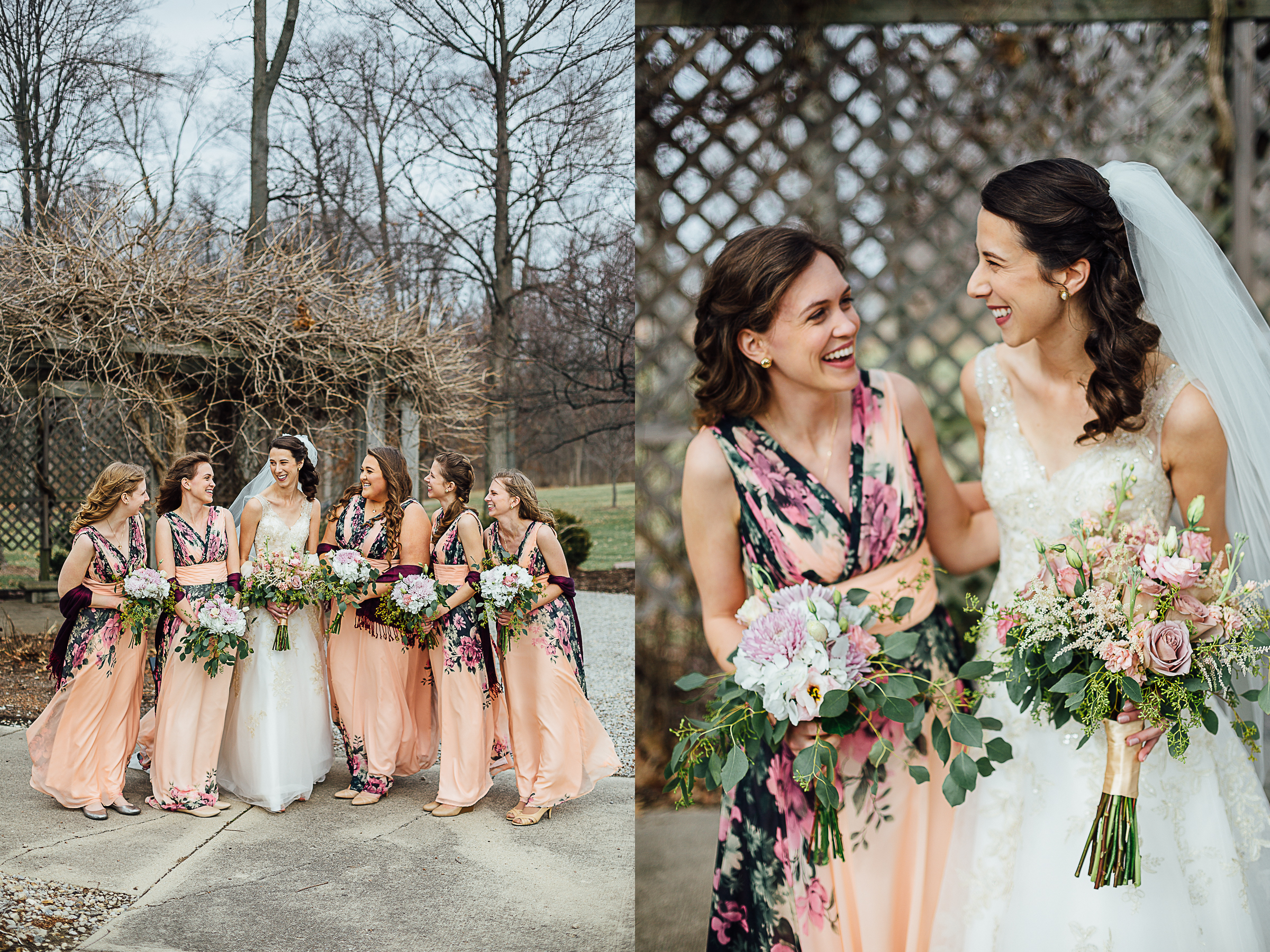 Happy Bride and Bridesmaids by Corrie Mick Photography.jpg