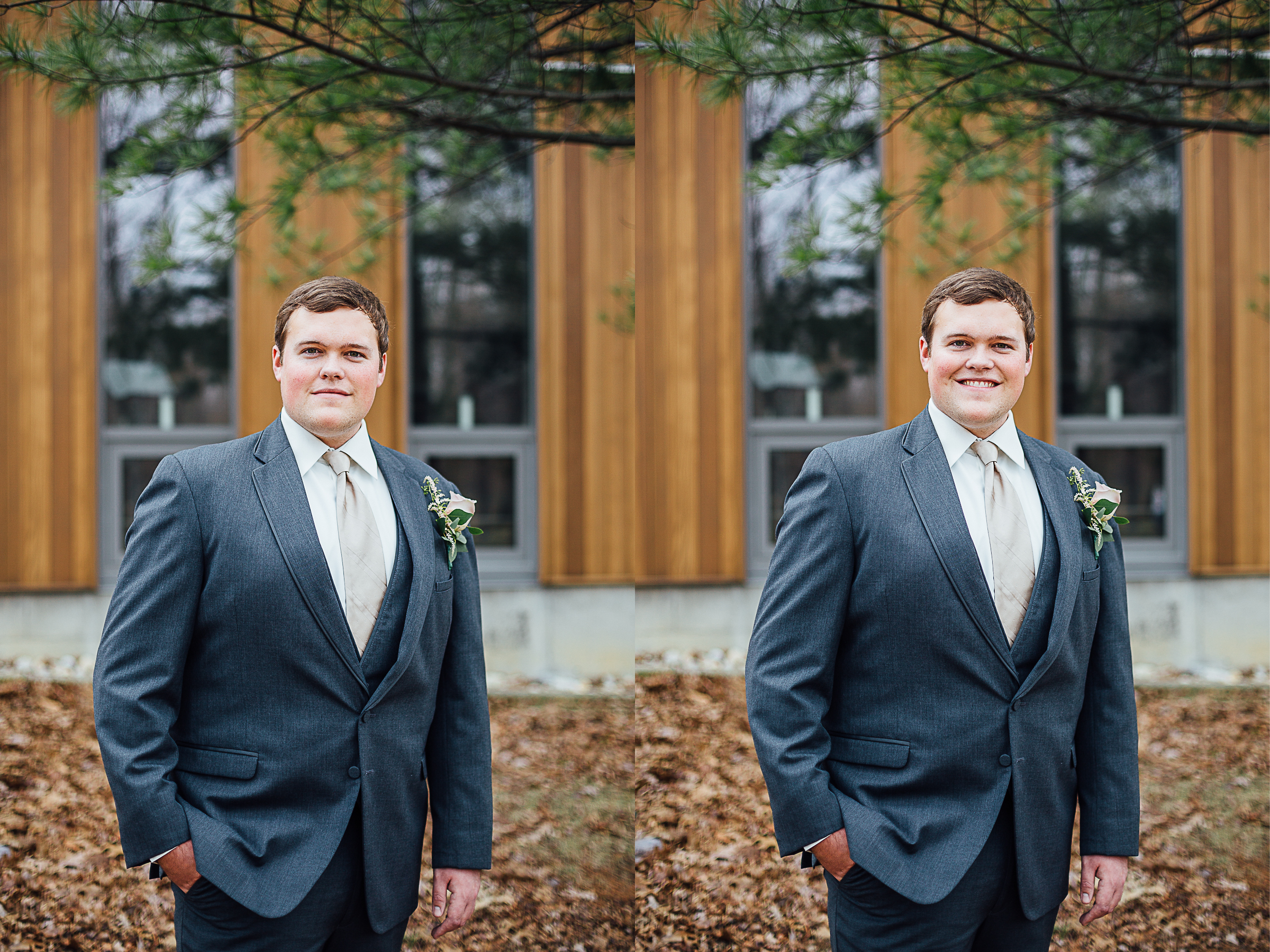 Handsome Groom on his wedding day by Corrie Mick Photography.jpg