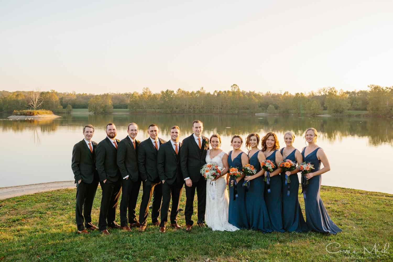 Lake Lyndsay Wedding - Portland, Oregon Photographer - Corrie Mick Photography-376.jpg