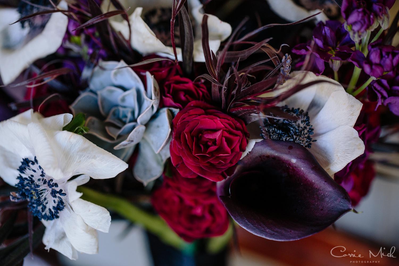 Clary Gardens Wedding - Portland, Oregon Photographer - Corrie Mick Photography-15.jpg