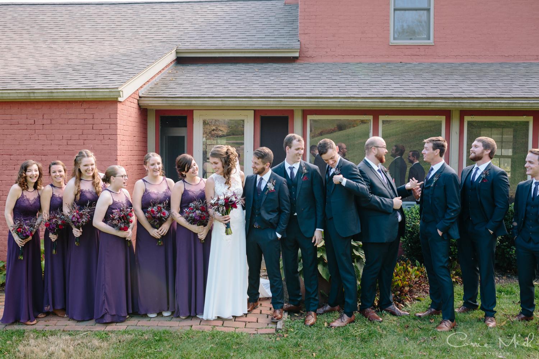 Clary Gardens Wedding - Portland, Oregon Photographer - Corrie Mick Photography-101.jpg