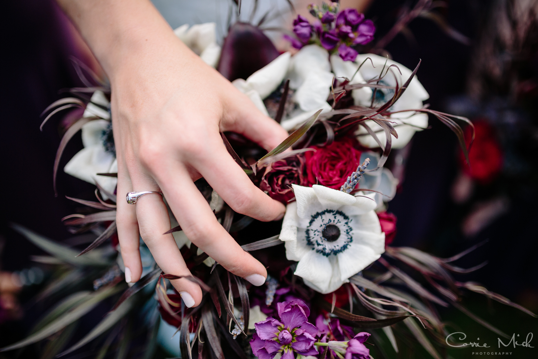 Clary Gardens Wedding - Portland, Oregon Photographer - Corrie Mick Photography-106.jpg