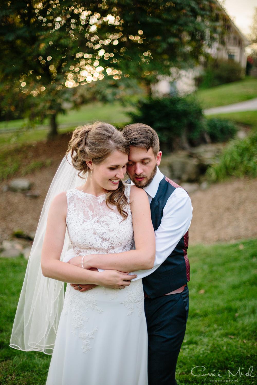 Clary Gardens Wedding - Portland, Oregon Photographer - Corrie Mick Photography-128.jpg