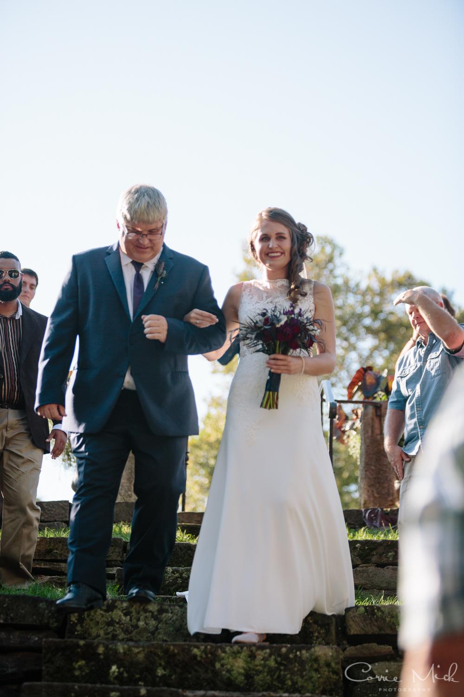Clary Gardens Wedding - Portland, Oregon Photographer - Corrie Mick Photography-153.jpg