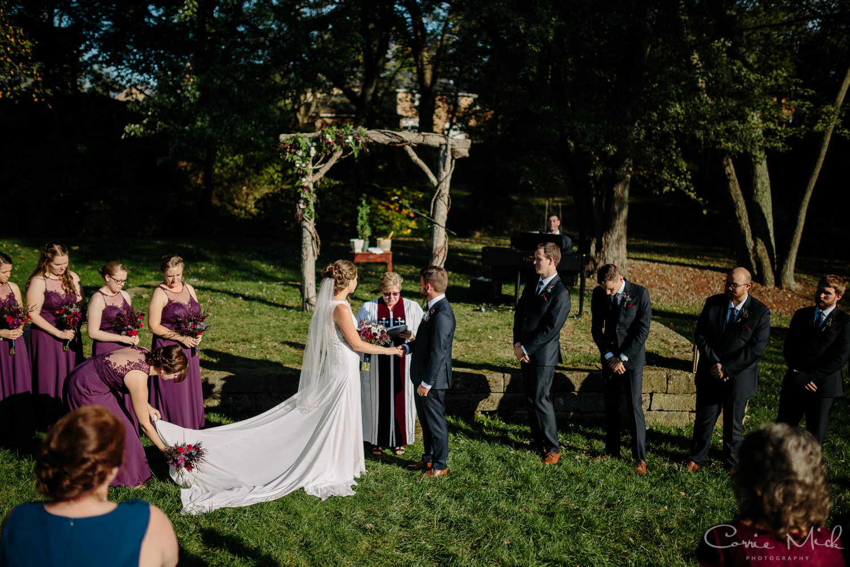 Clary Gardens Wedding - Portland, Oregon Photographer - Corrie Mick Photography-158.jpg