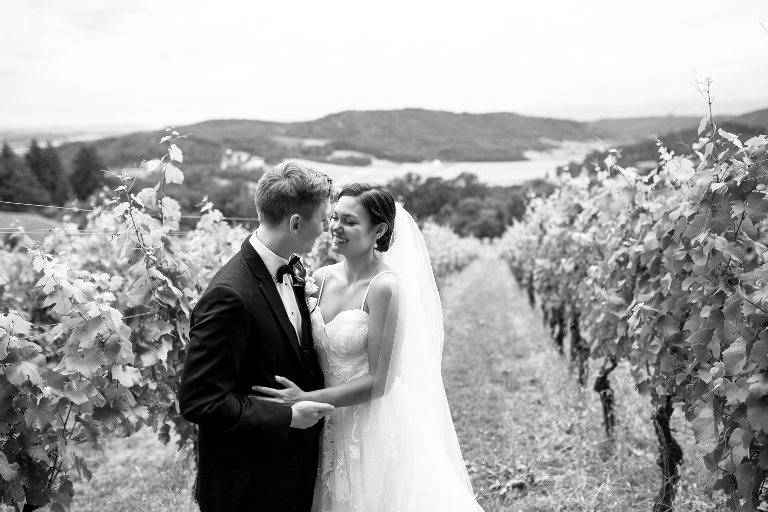 Youngberg Hill Vineyard Wedding in Wine Country Oregon - Corrie Mick Photography-58.jpg