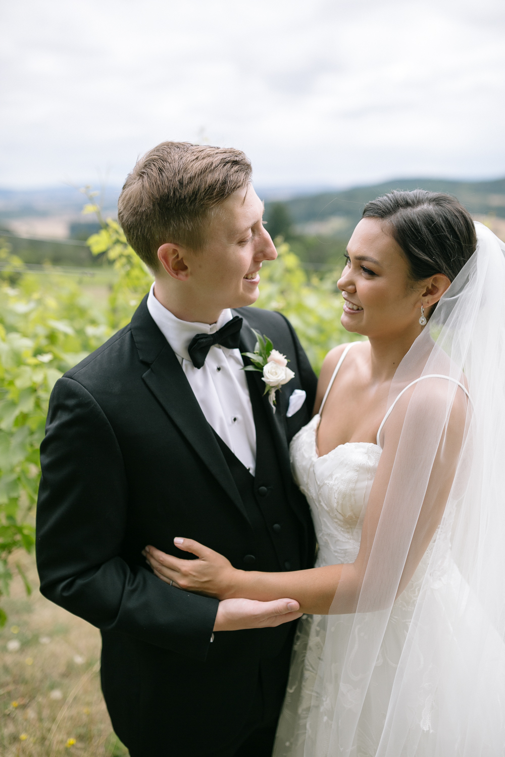 Youngberg Hill Vineyard Wedding in Wine Country Oregon - Corrie Mick Photography-61.jpg