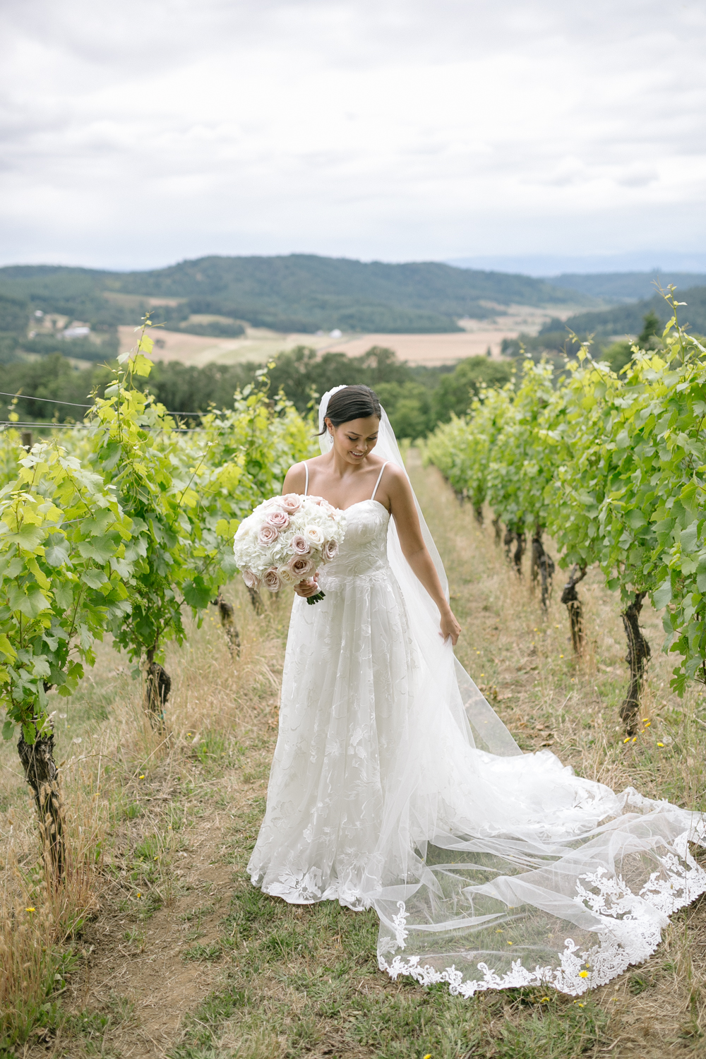 Youngberg Hill Vineyard Wedding in Wine Country Oregon - Corrie Mick Photography-64.jpg