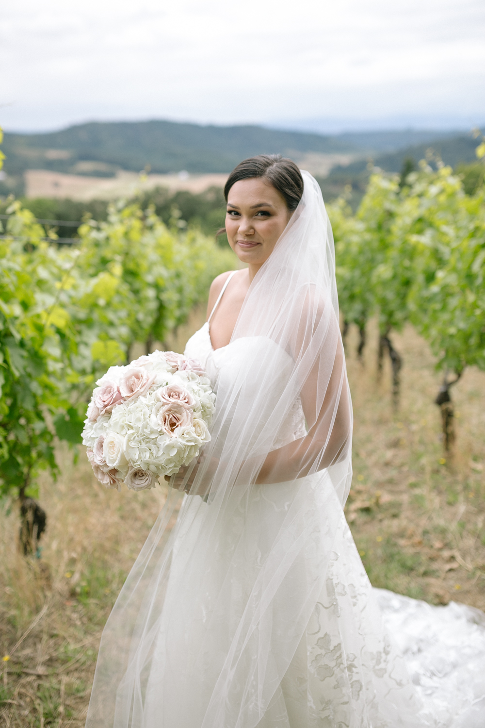 Youngberg Hill Vineyard Wedding in Wine Country Oregon - Corrie Mick Photography-73.jpg