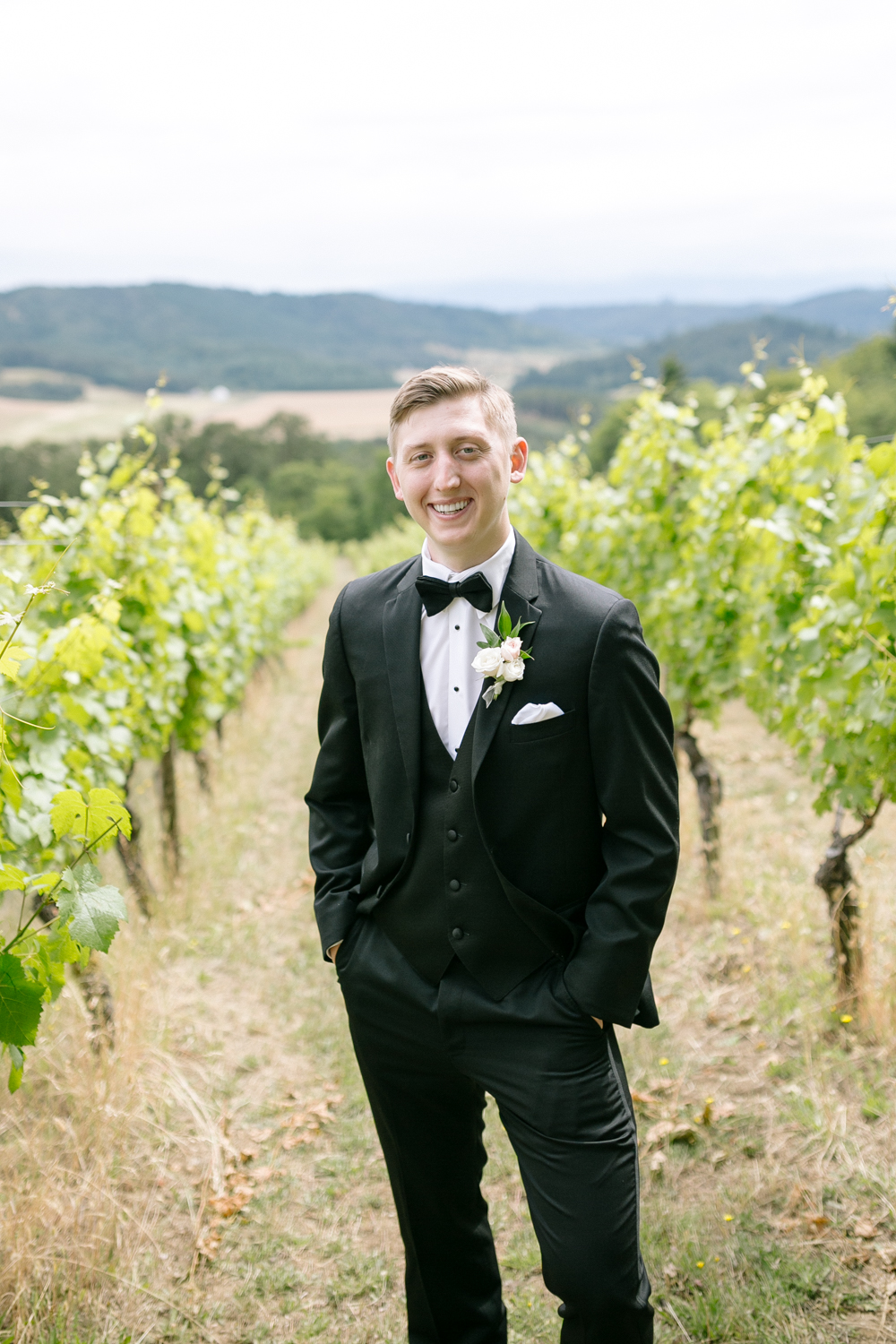 Youngberg Hill Vineyard Wedding in Wine Country Oregon - Corrie Mick Photography-87.jpg