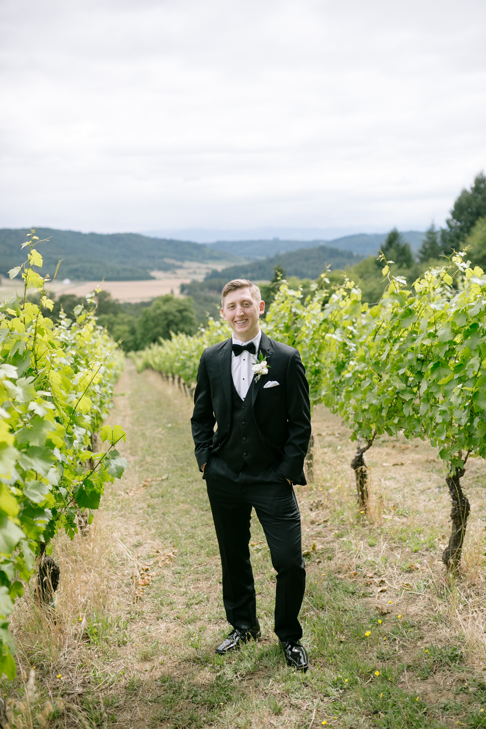 Youngberg Hill Vineyard Wedding in Wine Country Oregon - Corrie Mick Photography-84.jpg