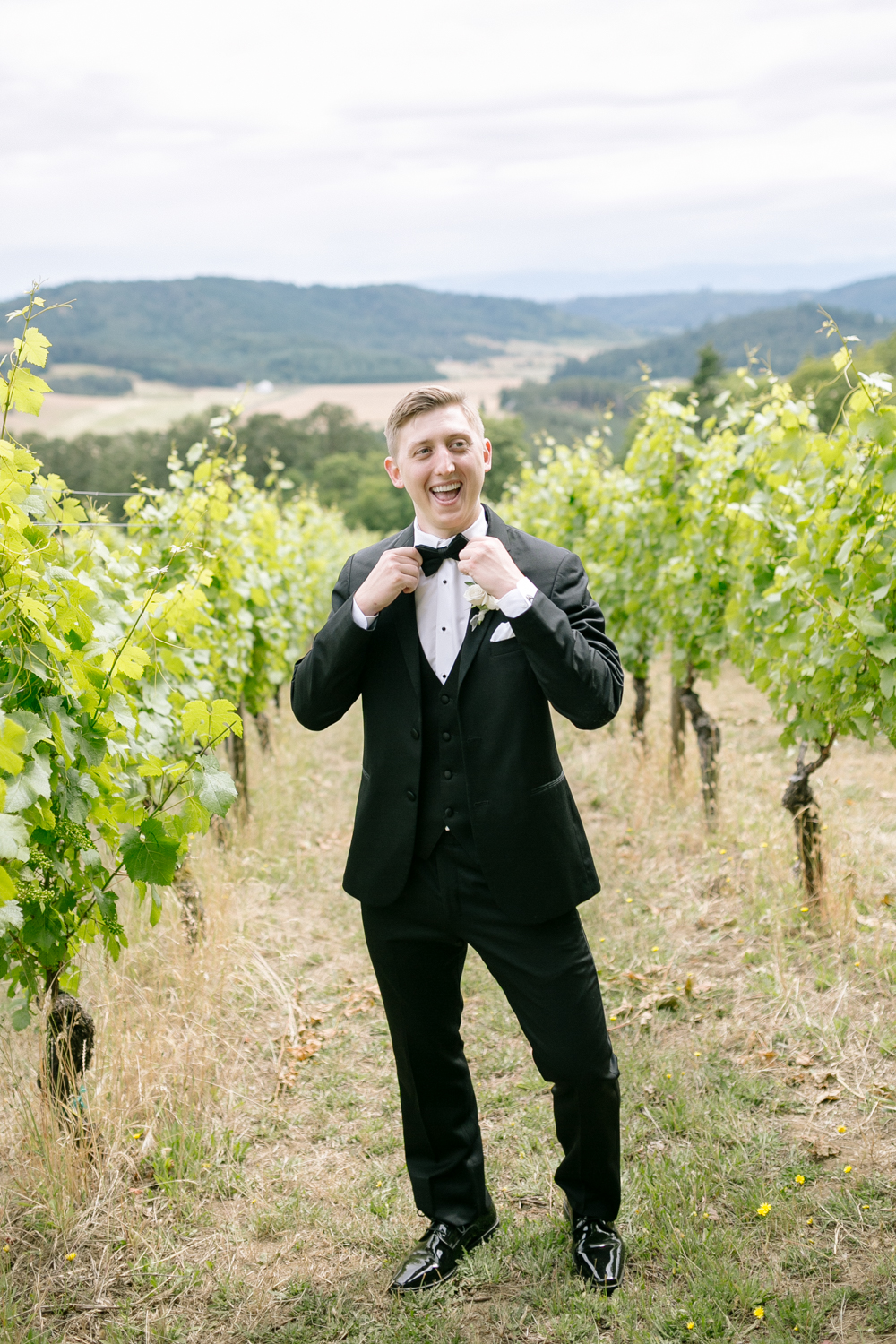 Youngberg Hill Vineyard Wedding in Wine Country Oregon - Corrie Mick Photography-94.jpg