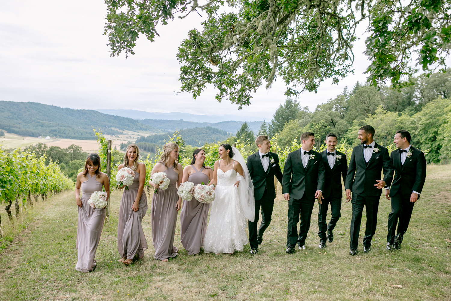 Youngberg Hill Vineyard Wedding in Wine Country Oregon - Corrie Mick Photography-138.jpg
