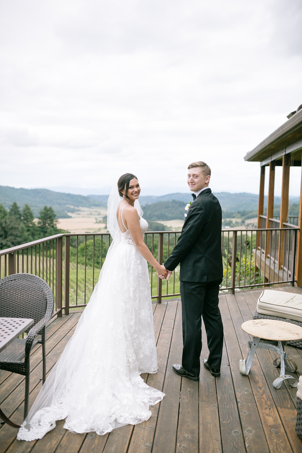 Youngberg Hill Vineyard Wedding in Wine Country Oregon - Corrie Mick Photography-173.jpg