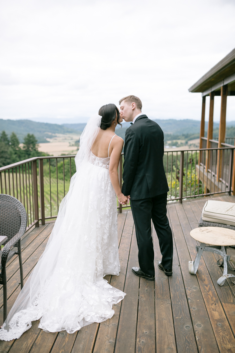 Youngberg Hill Vineyard Wedding in Wine Country Oregon - Corrie Mick Photography-174.jpg