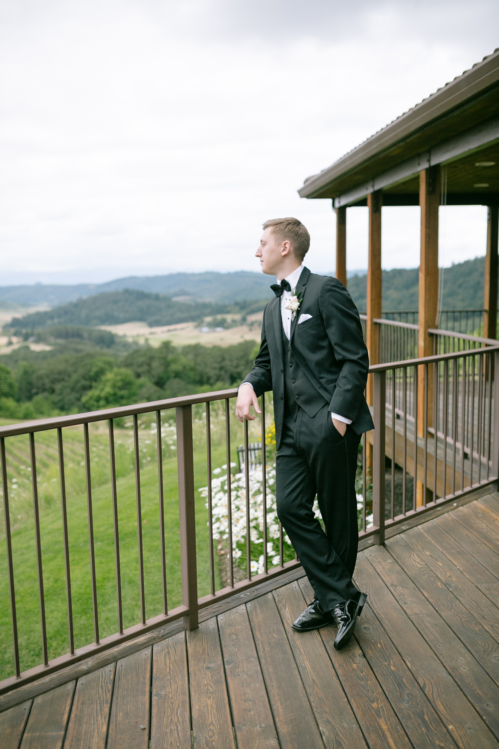 Youngberg Hill Vineyard Wedding in Wine Country Oregon - Corrie Mick Photography-190.jpg