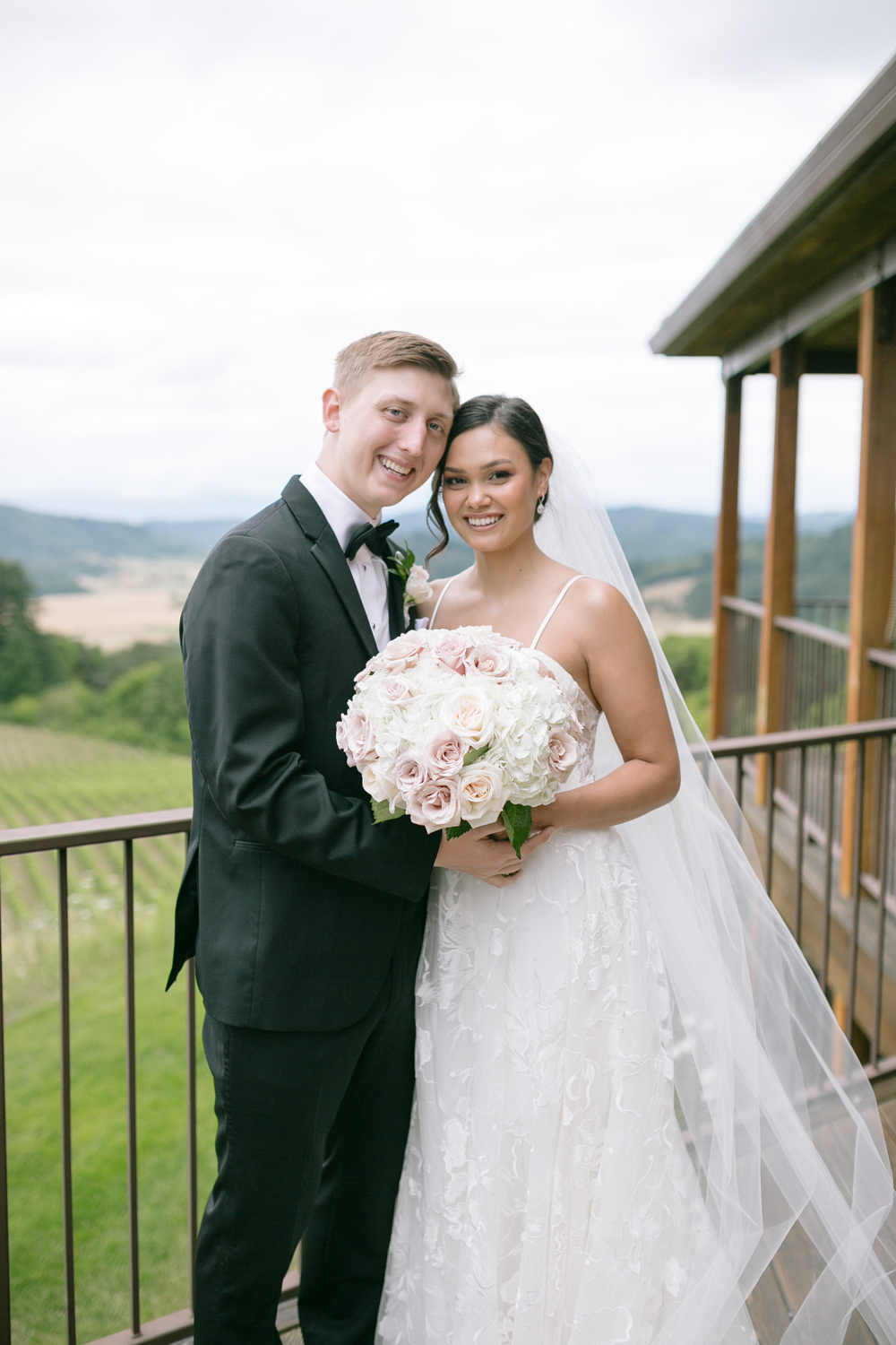 Youngberg Hill Vineyard Wedding in Wine Country Oregon - Corrie Mick Photography-178.jpg