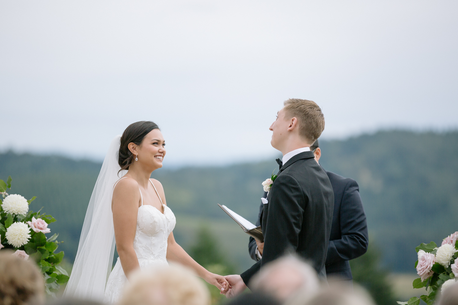 Youngberg Hill Vineyard Wedding in Wine Country Oregon - Corrie Mick Photography-280.jpg