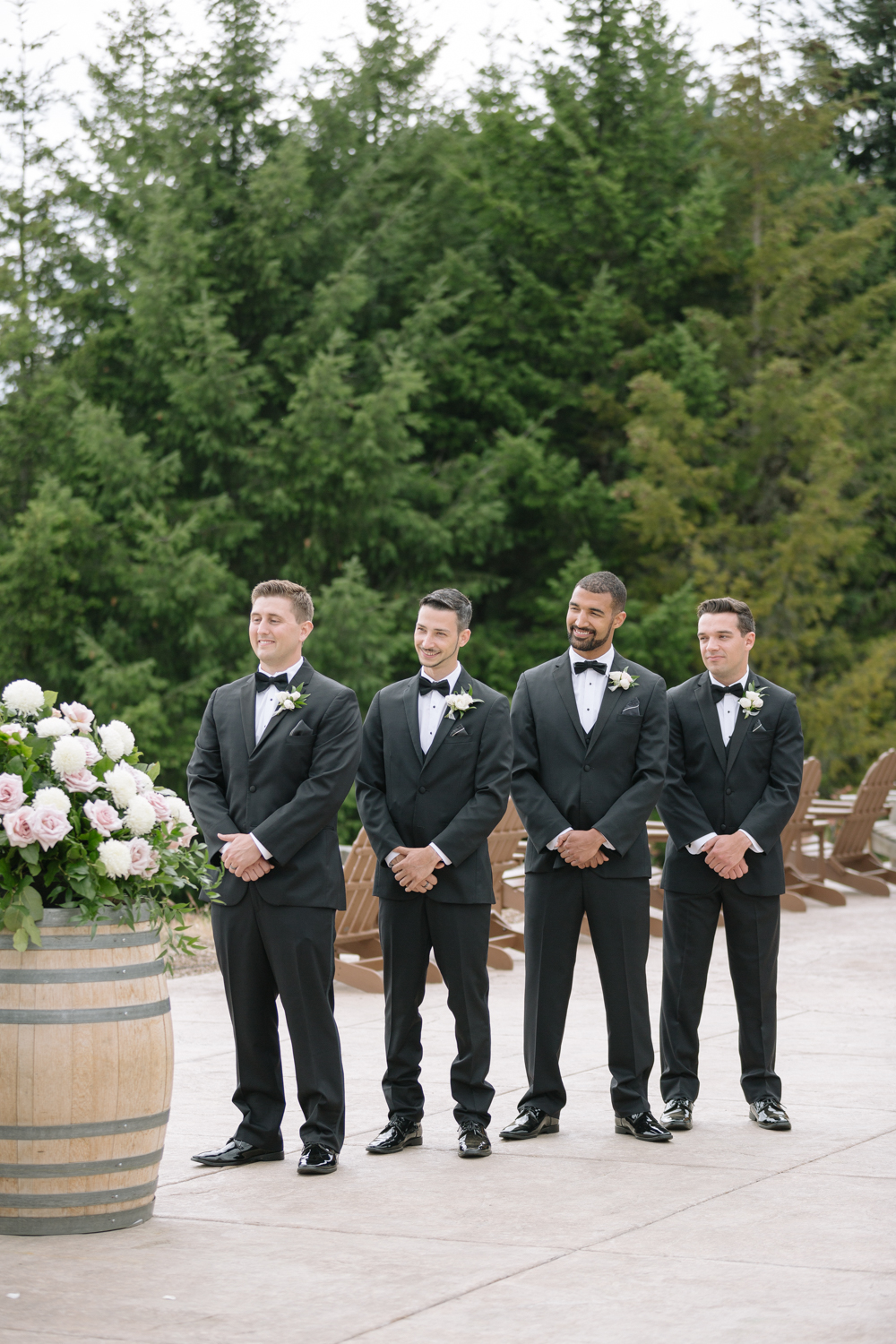 Youngberg Hill Vineyard Wedding in Wine Country Oregon - Corrie Mick Photography-294.jpg