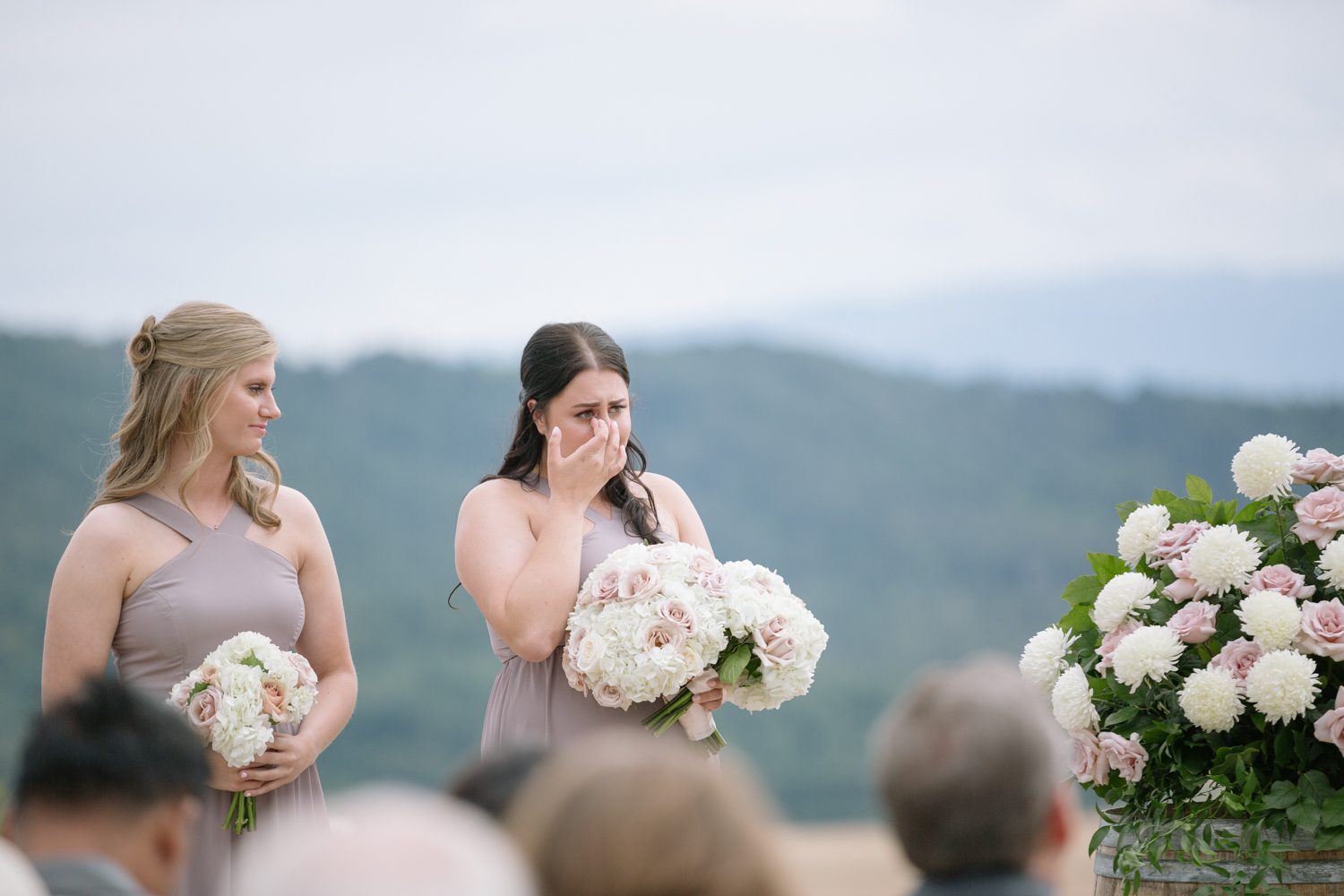 Youngberg Hill Vineyard Wedding in Wine Country Oregon - Corrie Mick Photography-297.jpg