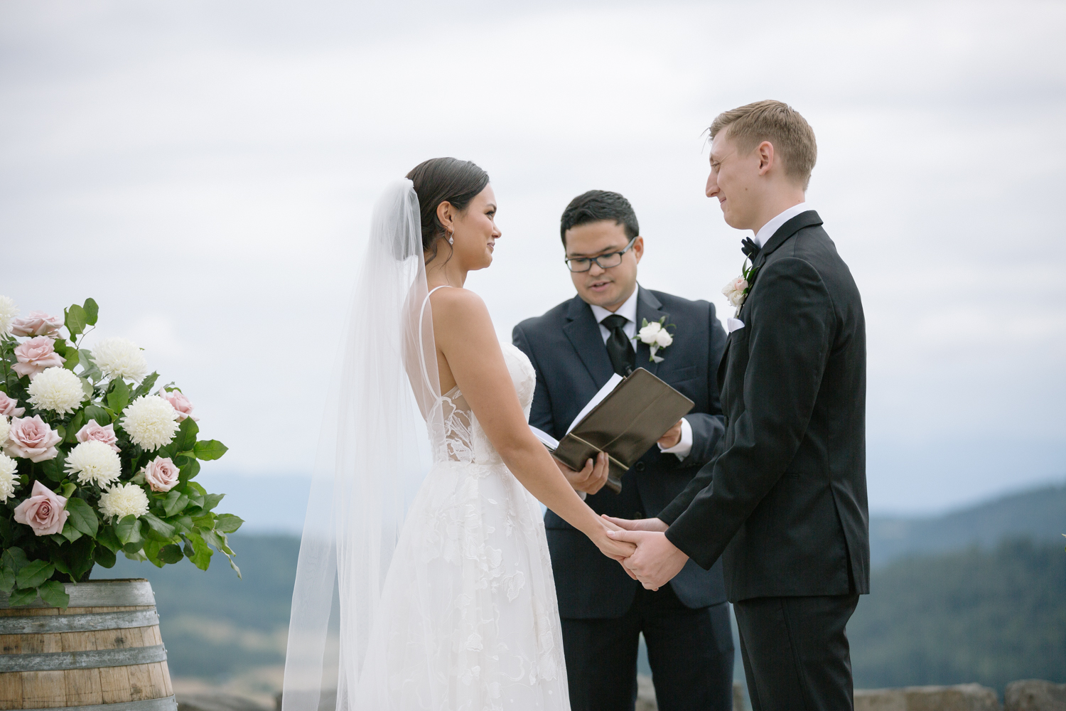 Youngberg Hill Vineyard Wedding in Wine Country Oregon - Corrie Mick Photography-317.jpg