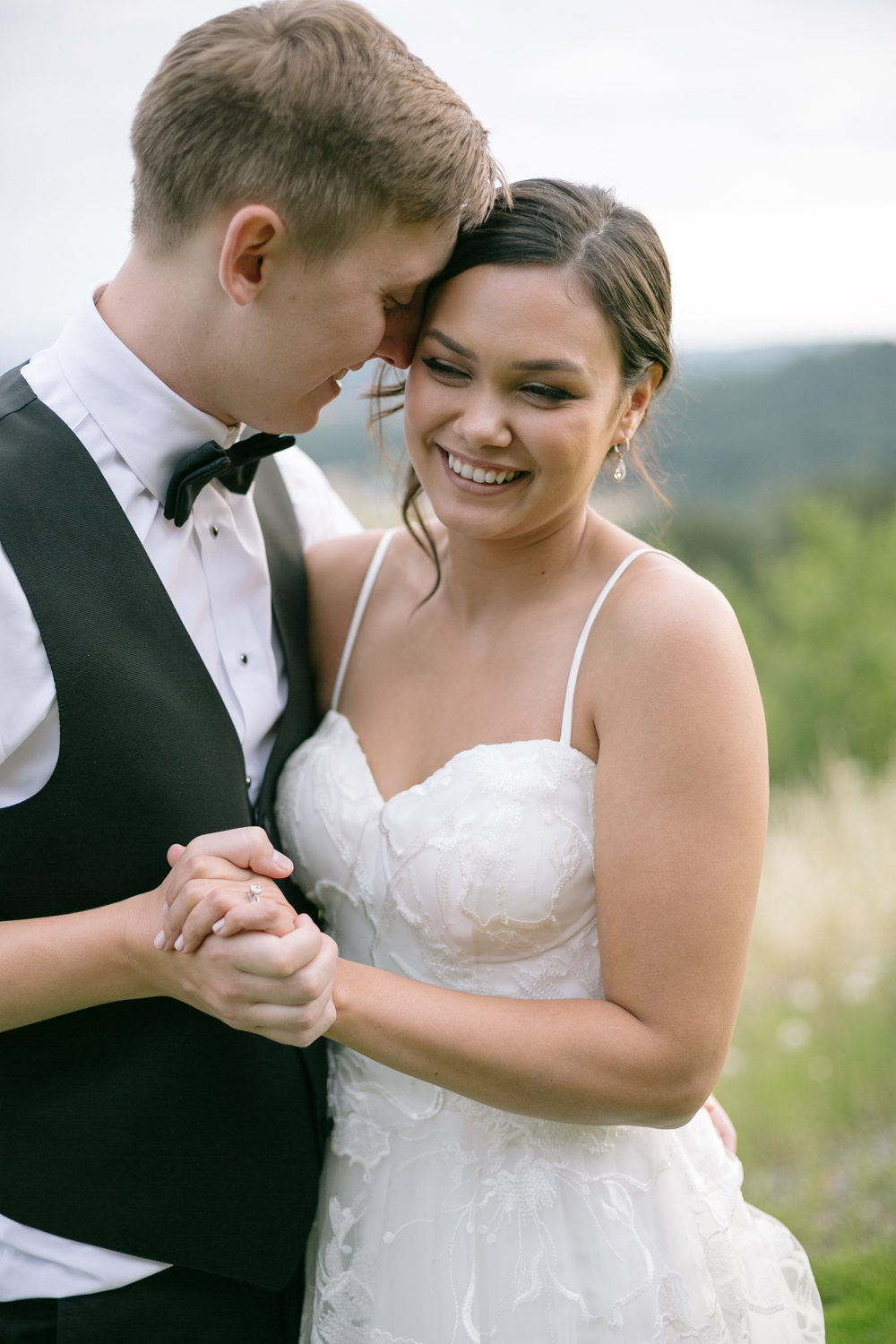 Youngberg Hill Vineyard Wedding in Wine Country Oregon - Corrie Mick Photography-219.jpg