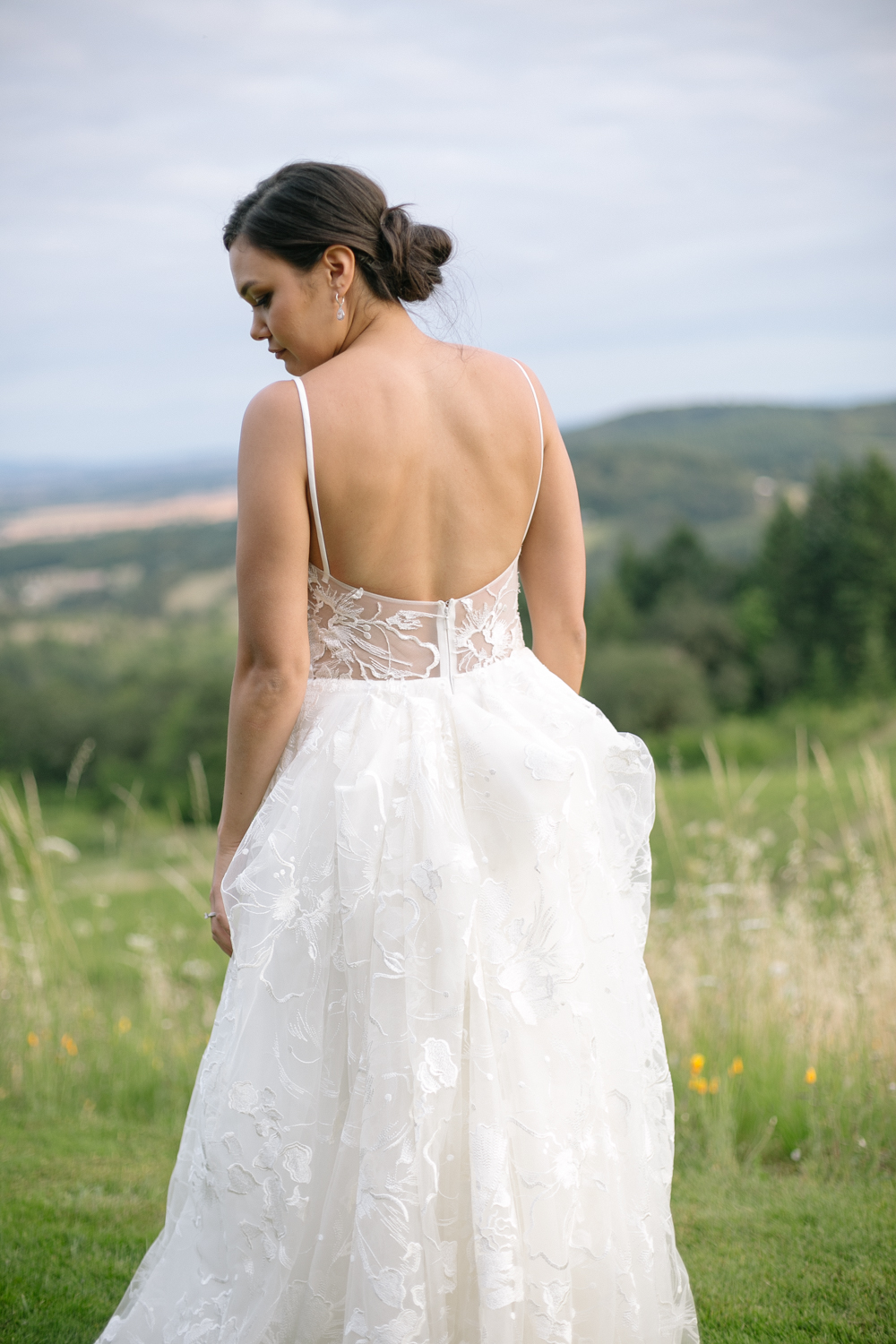 Youngberg Hill Vineyard Wedding in Wine Country Oregon - Corrie Mick Photography-230.jpg