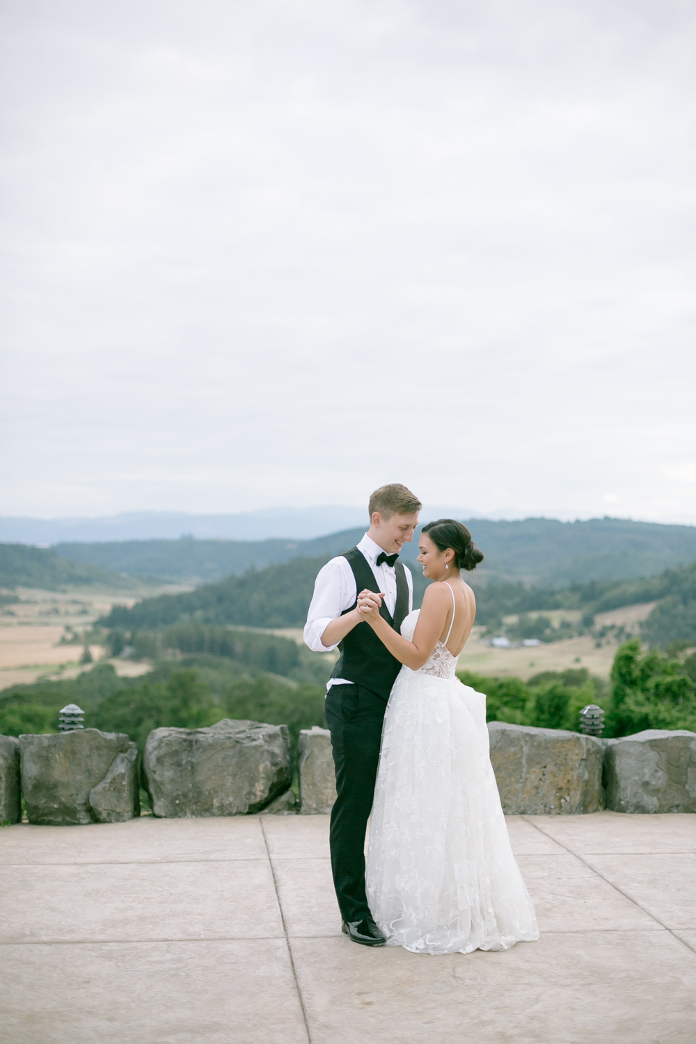 Youngberg Hill Vineyard Wedding in Wine Country Oregon - Corrie Mick Photography-441.jpg