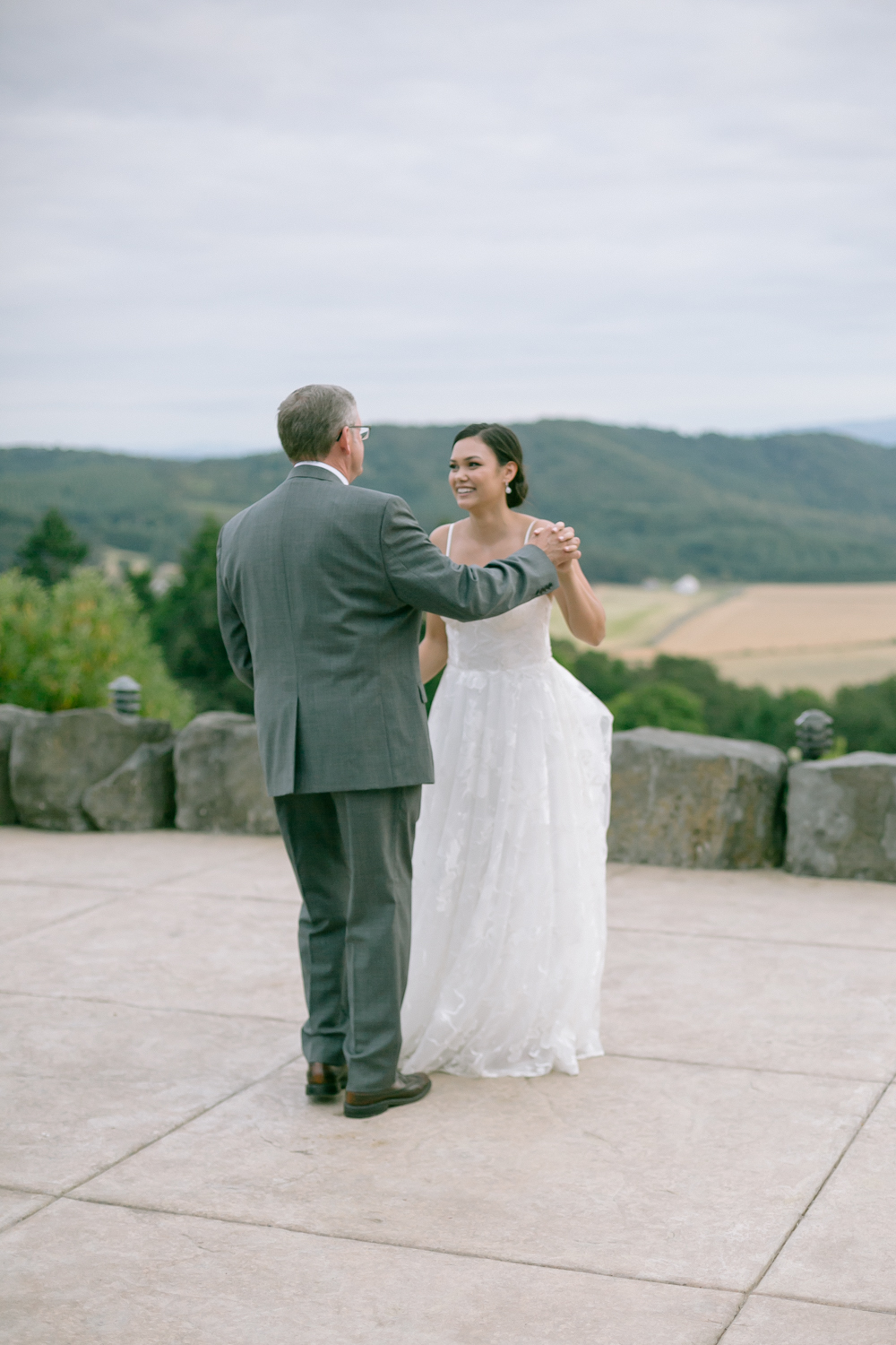 Youngberg Hill Vineyard Wedding in Wine Country Oregon - Corrie Mick Photography-457.jpg