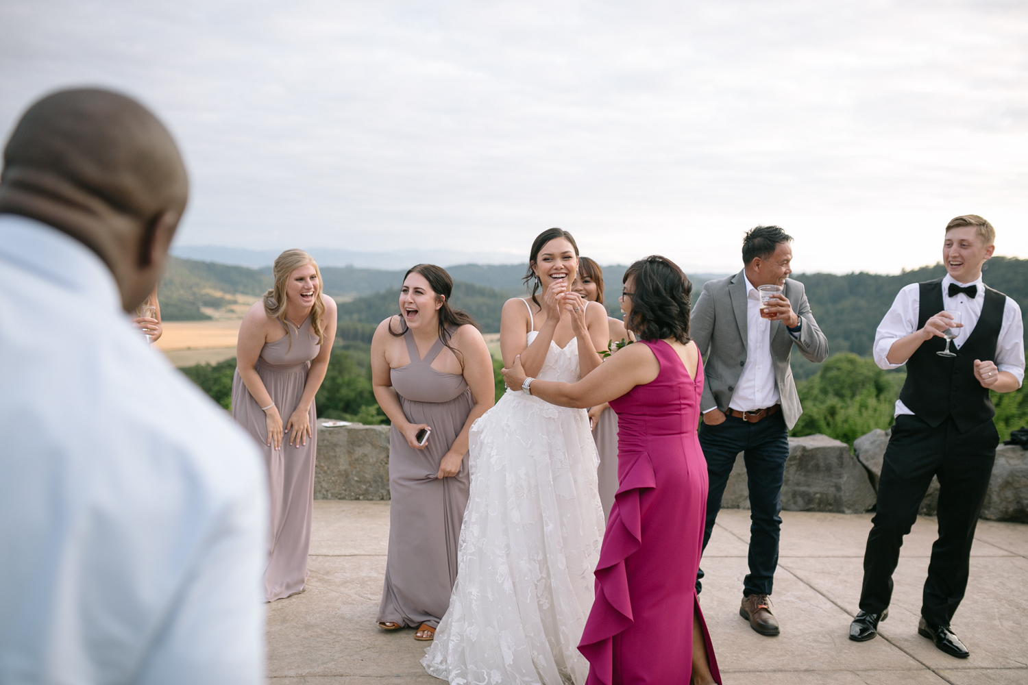 Youngberg Hill Vineyard Wedding in Wine Country Oregon - Corrie Mick Photography-520.jpg
