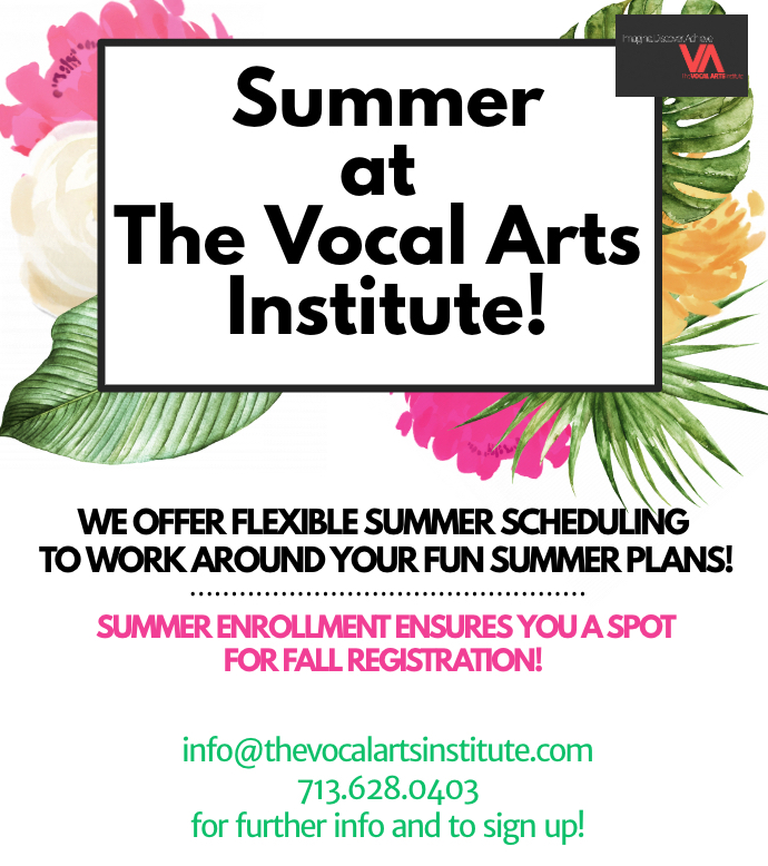 Summer Registration at TVAI Coming Soon!