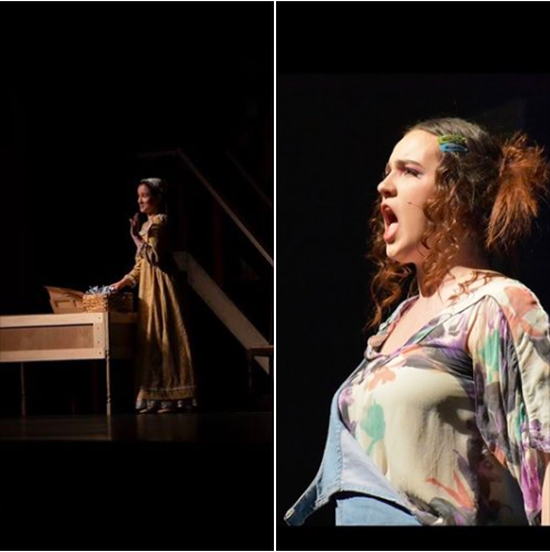 Congratulations to TVAI students, Brigid, for her Cappies Nomination for Best Comic Actress in a Play, and Ainsley, for her Cappies Nomination for Best Comic Actress in a Musical! Brava ladies!