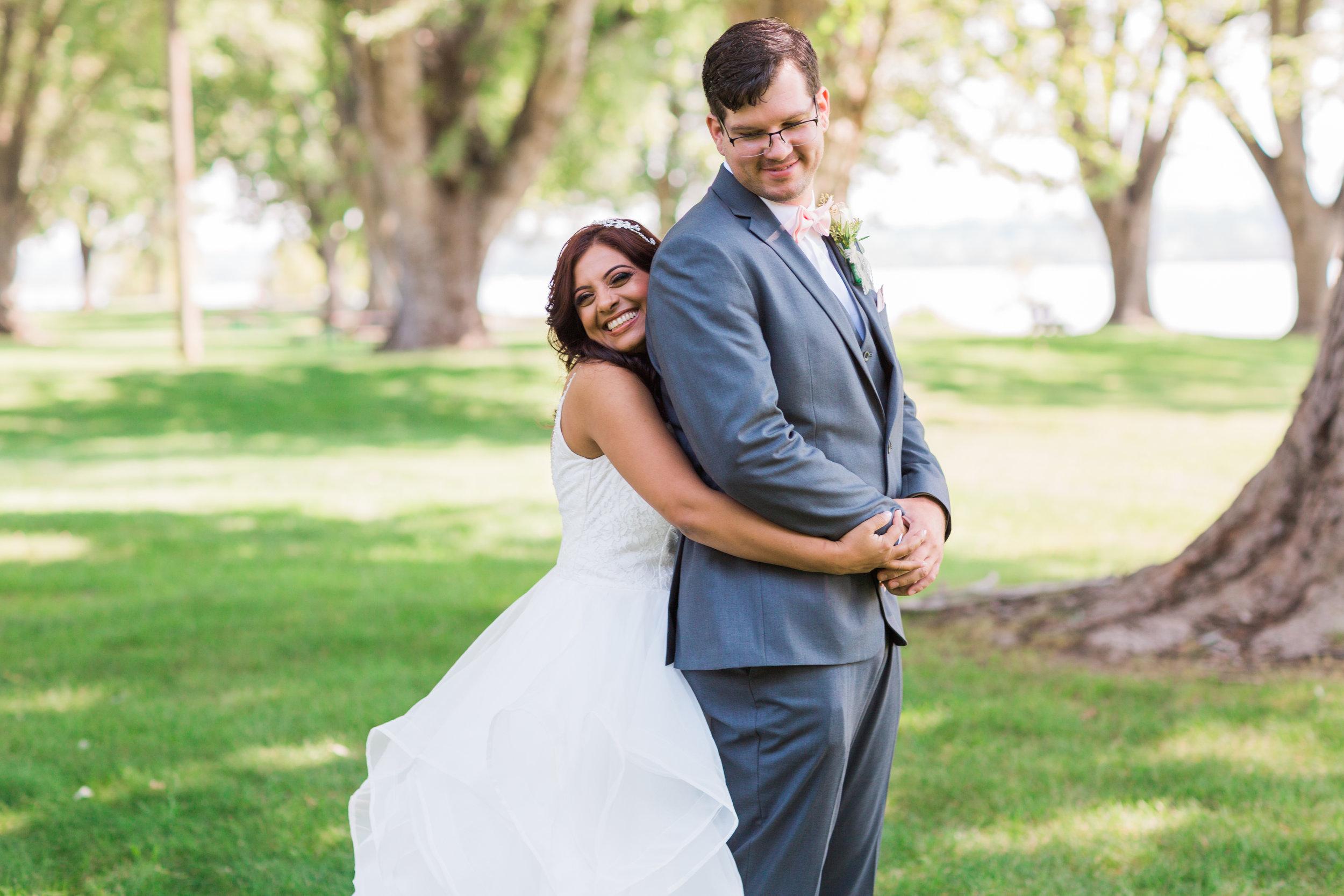 Tri-Cities Wedding