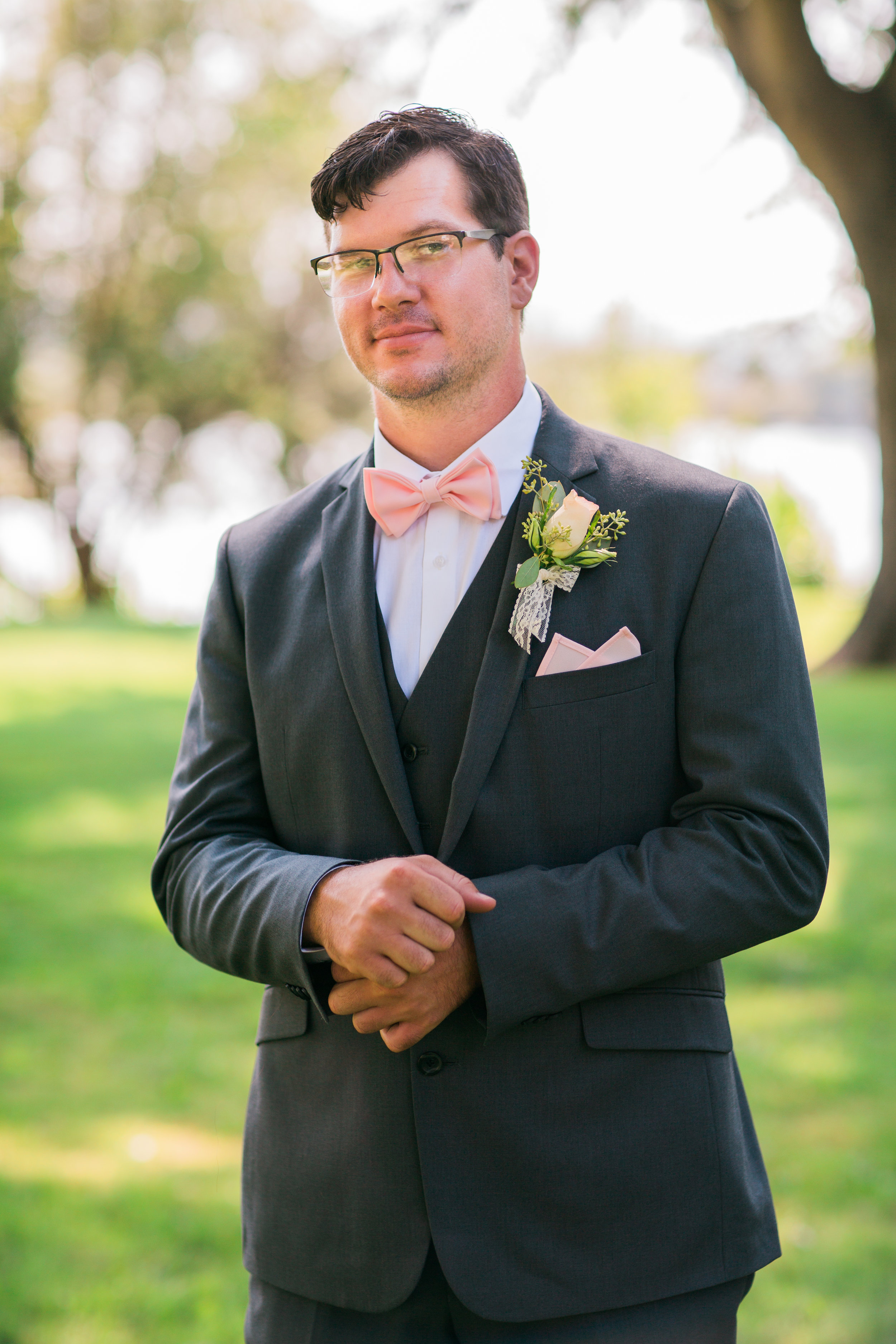 Kennewick Wedding Photos