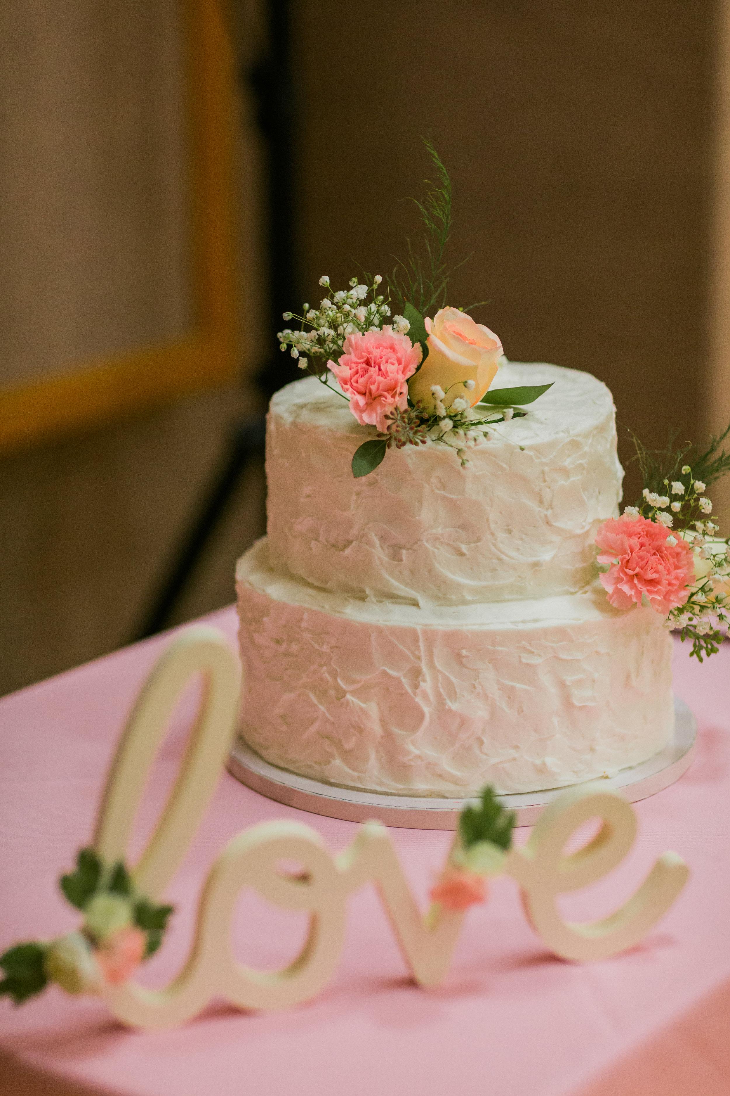Kennewick Wedding Cake