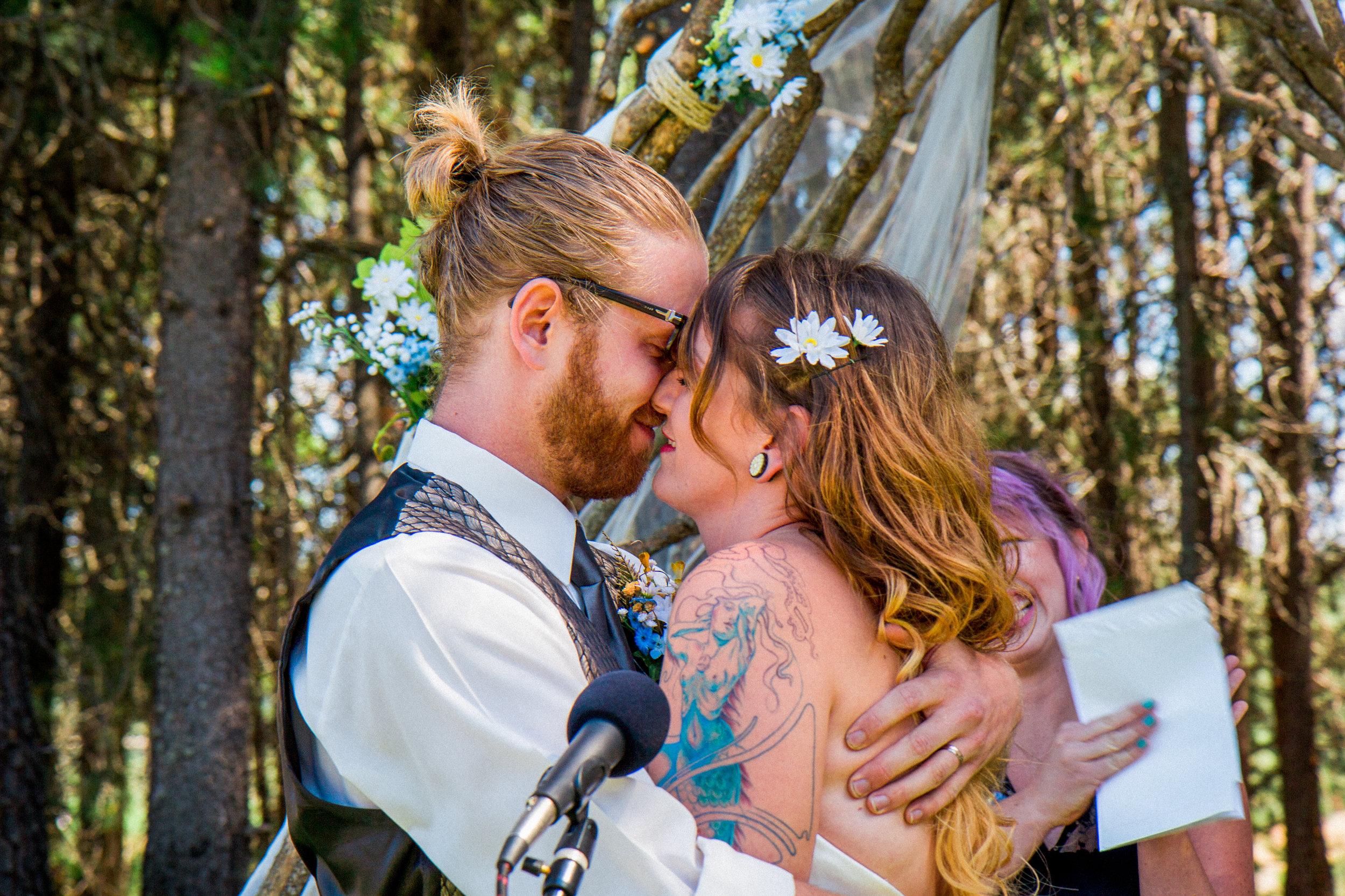 Wedding Photographer Missoula