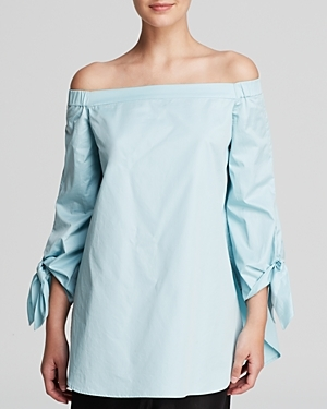 Tiwi Off-the-Shoulder Tunic