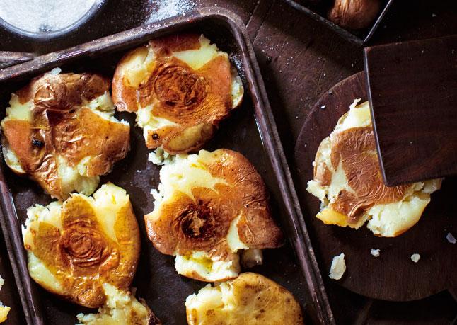 Potatoes a la Plancha