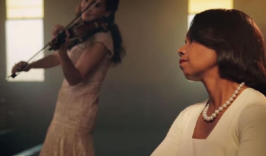 Condoleezza Rice and Jenny Oaks Baker | Amazing Grace
