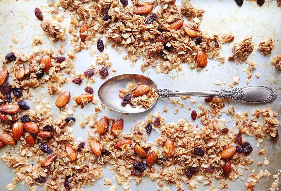 Almond and Coconut Granola Recipe