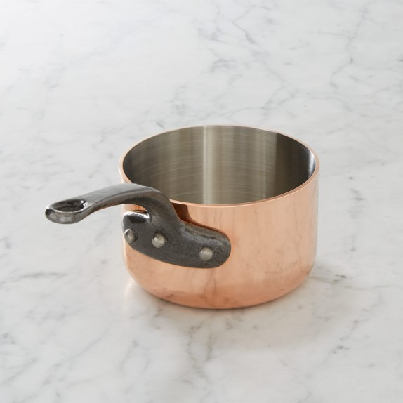 Copper Saucepot | Williams-Sonoma
