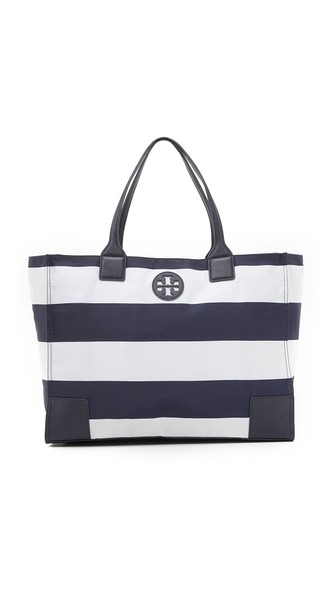 Tory Burch Packable Printed Ella Tote