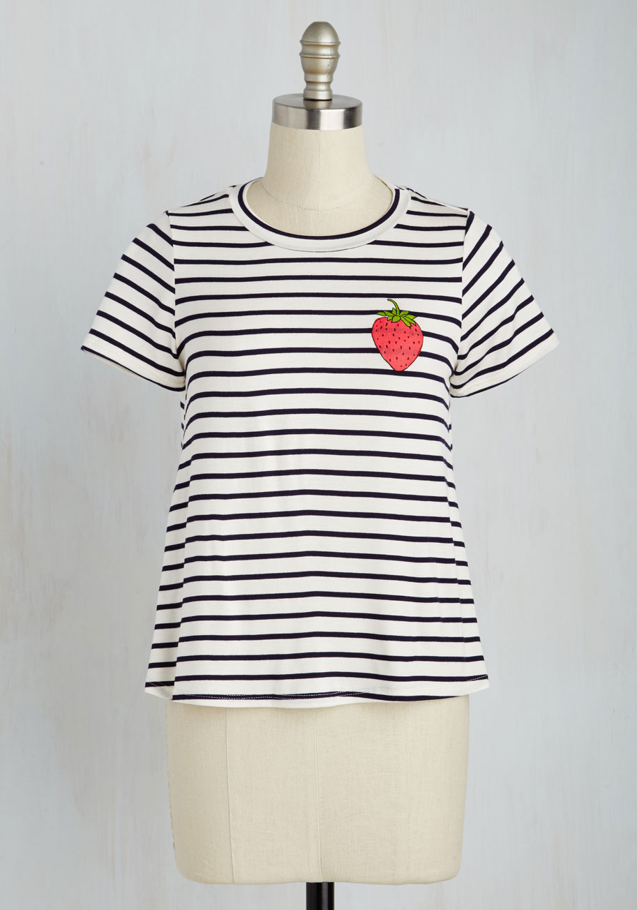 Berry Well Then Tee | ModCloth
