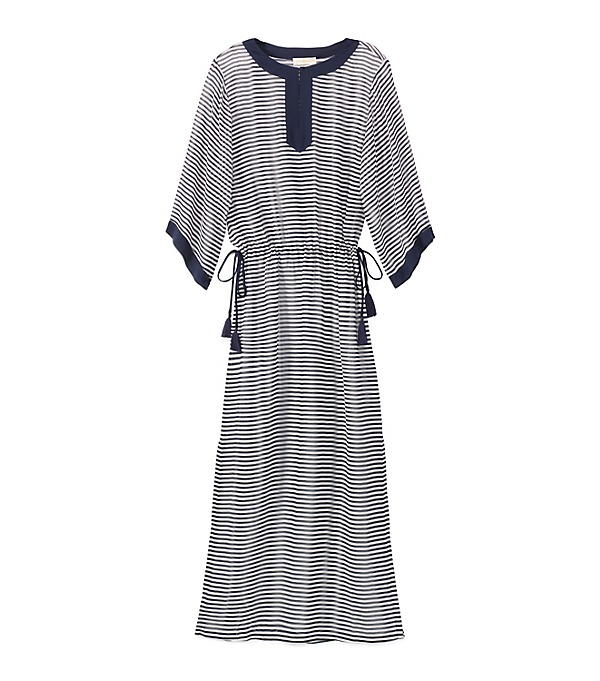 Clemente Long Caftan | Tory Burch