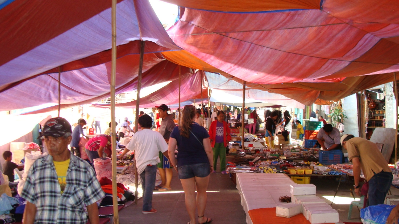 Open Air Market, Banaue, Philippines