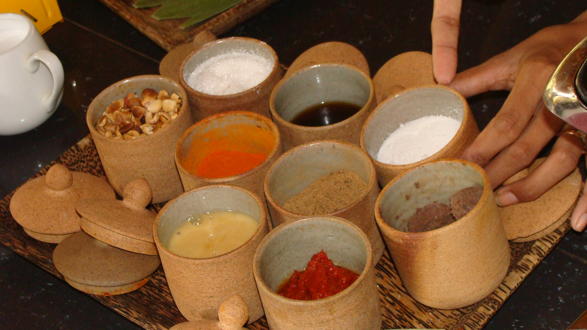 Traditional Cambodian Spices to Make Amok